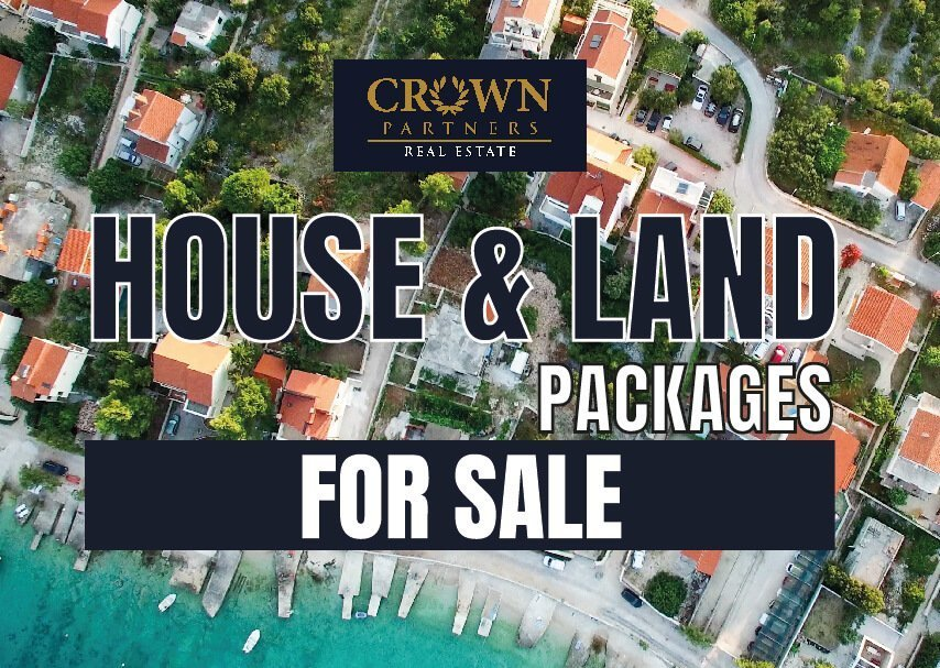 Home & Land Packages – Selling Now